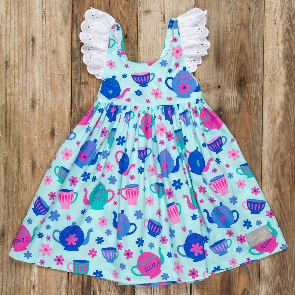 Fine Toddler Tea Party Dress Contemporary - Wedding Ideas ...