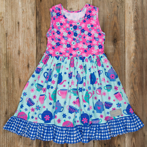 Tea Party Rhonda Dress