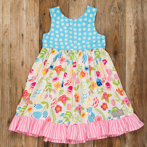 Blossoms And Buttercups Meryl Dress