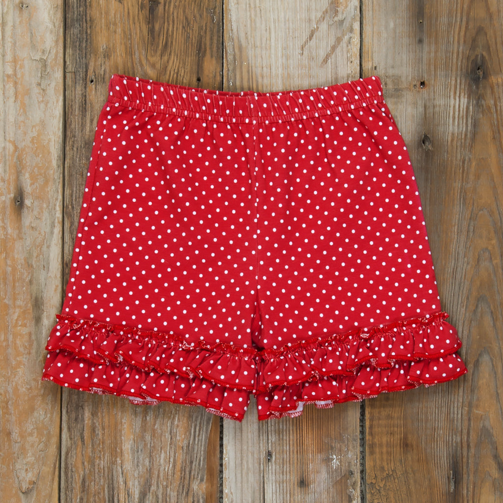 Red Riding Hood Brailey Shorts