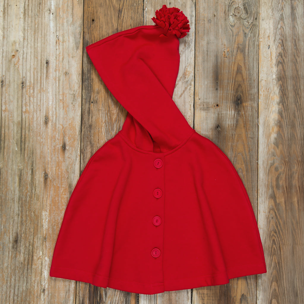 Red Riding Hood Nora Cape
