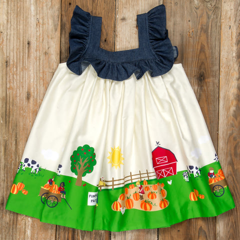 Pumpkin Patch Parade Farrah Dress