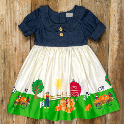 Pumpkin Patch Presley Dress