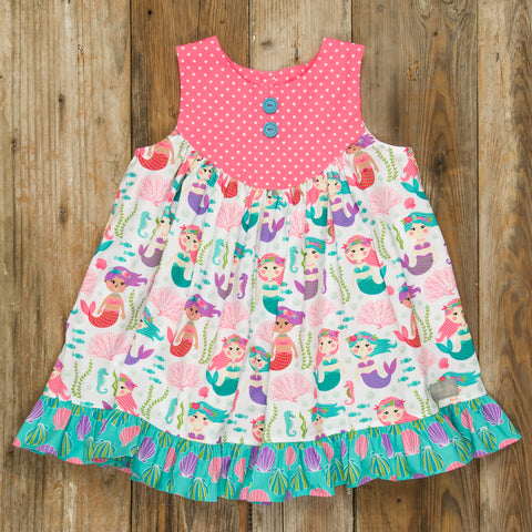 Mermaid Lagoon Gigi Dress