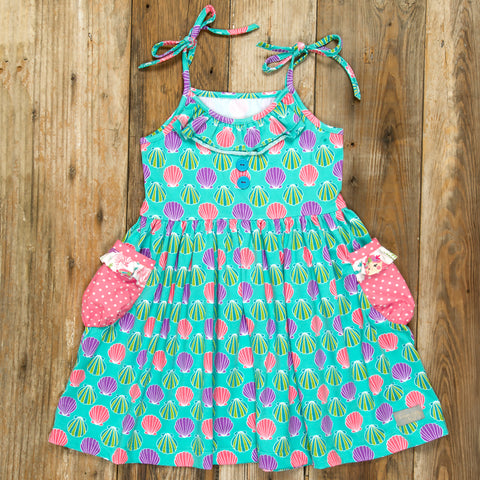 Mermaid Lagoon Judy Dress