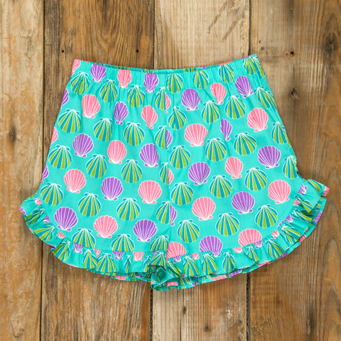 Mermaid Lagoon Lulu Short