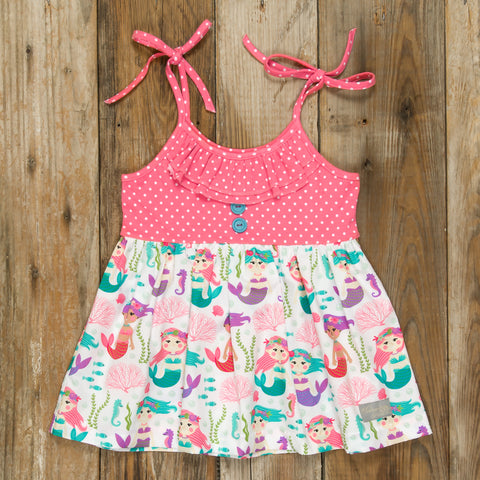 Mermaid Lagoon Judy Top