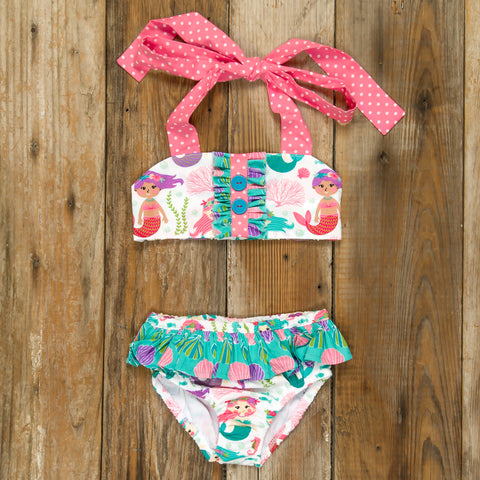 Mermaid Lagoon Dana Bikini Set