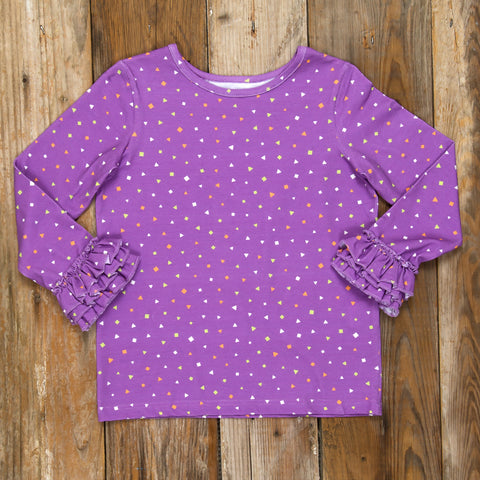 Bewitched Carlie Confetti Tee
