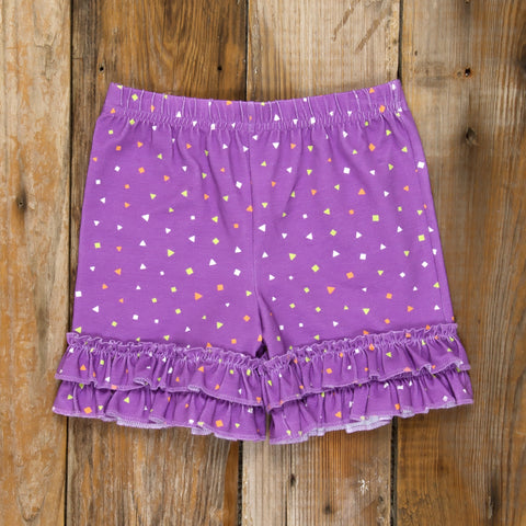 Bewitched Brailey Confetti Shorties