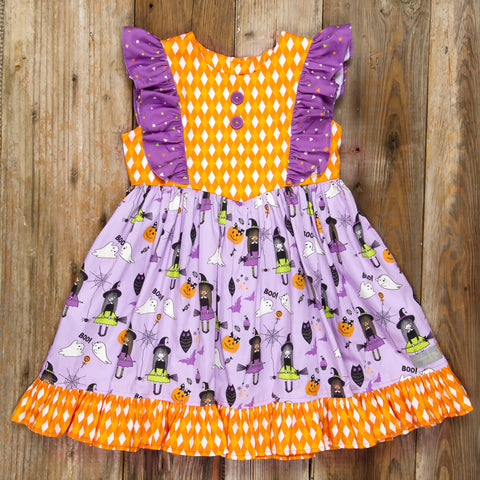 Bewitched Lisa Dress