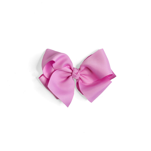 Medium Wild Orchid Bow