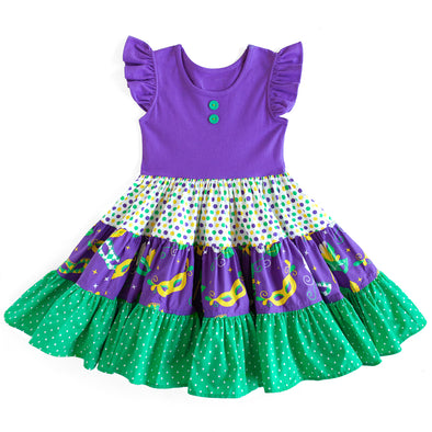 Mardi Gras Party Rhonda Dress