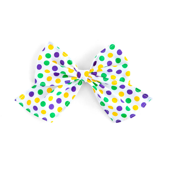 Multi Dot Sonni Bow