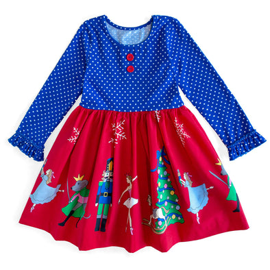 Nutcracker Rhonda Dress