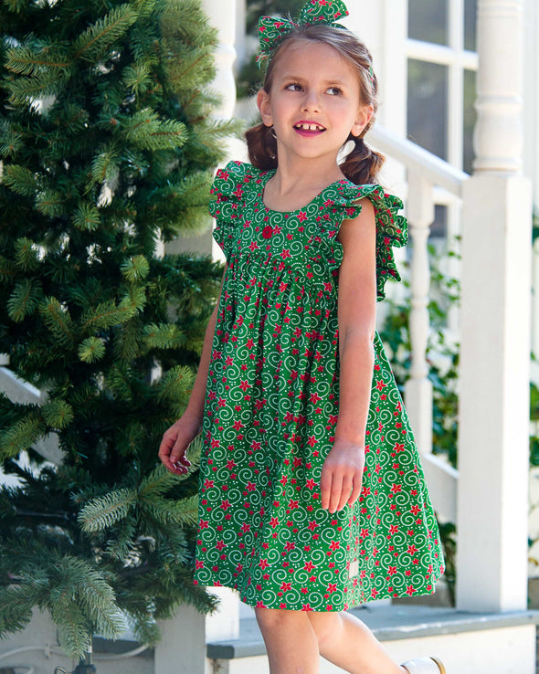 Holiday Lacey Dress
