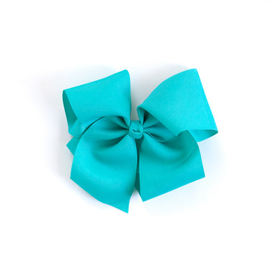Turquoise Large Classic Bow
