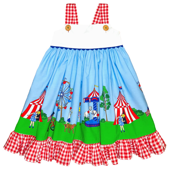 Day At The Fair Clementine Dress