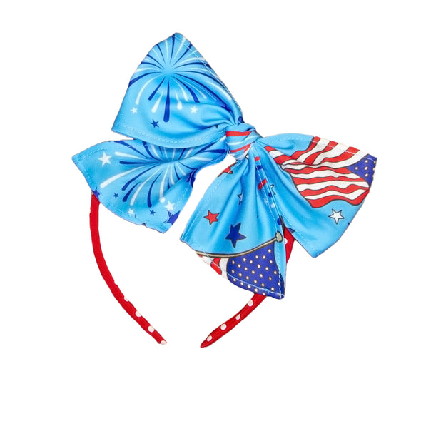 Grand Old Flag Bea Headband