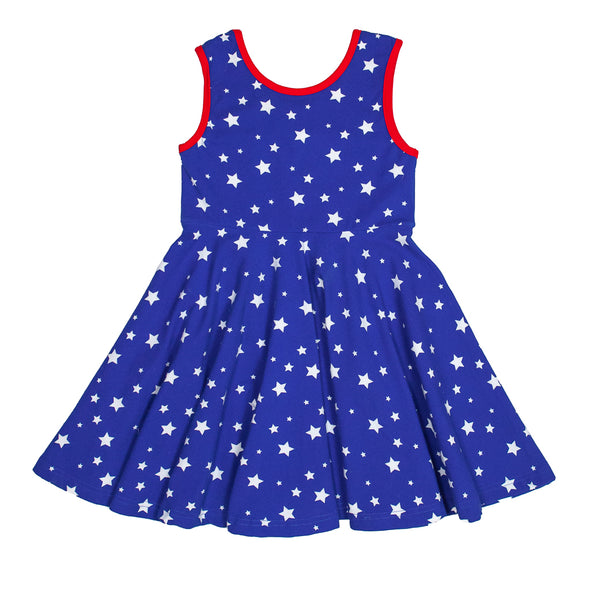 Liberty Stars Andrea Dress