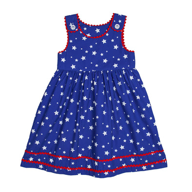 Liberty Stars Rosemary Dress