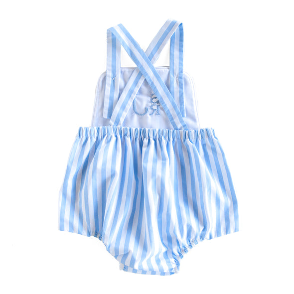 Stripe Noah Sunsuit