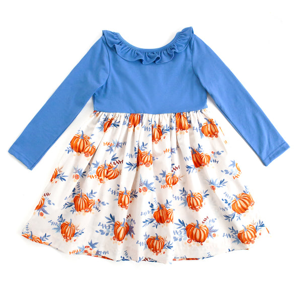 Pumpkins Heather Dress