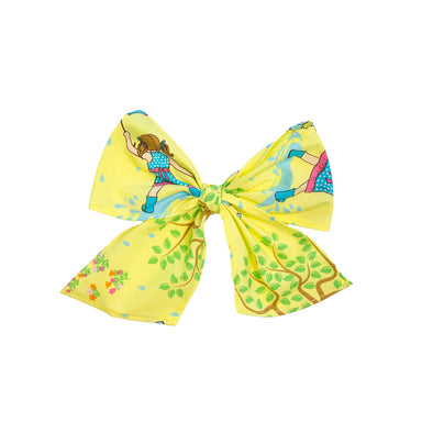 April Showers Sonni Fabric Bow