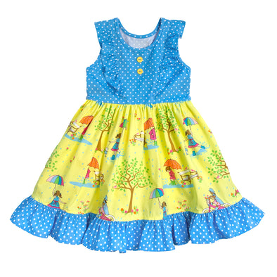 April Showers Rhonda Dress