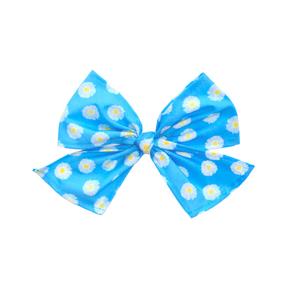 Daisy Sonni Fabric Bow
