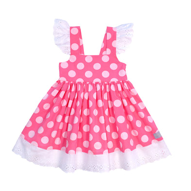 Fun Dots Margaret Dress