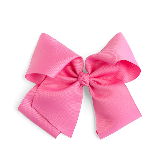 Large Bubblegum Pink Bow
