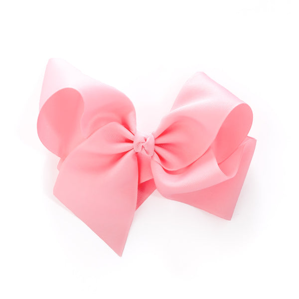 Spring Break Pink Large Classic Bow