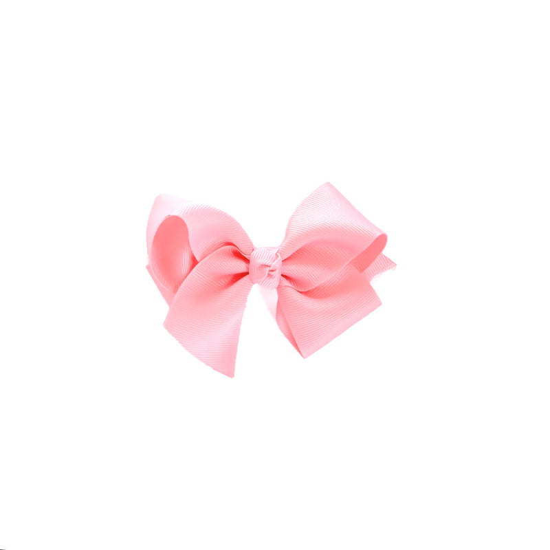 Spring Break Pink Small Classic Bow