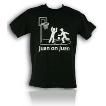 "Load image into Gallery viewer, ""Juan On Juan"" T-Shirt"