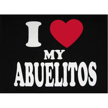 "Load image into Gallery viewer, ""I Love My Abuelitos"" Kids T-Shirt"