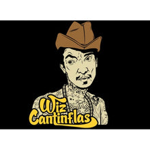 "Load image into Gallery viewer, ""Wiz Cantinflas"" T-Shirt"