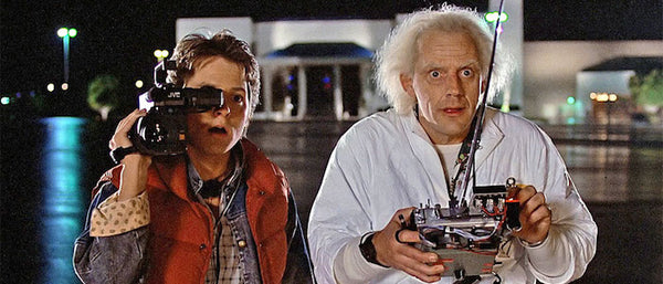 Carry-Out Quiz: Back to the Future