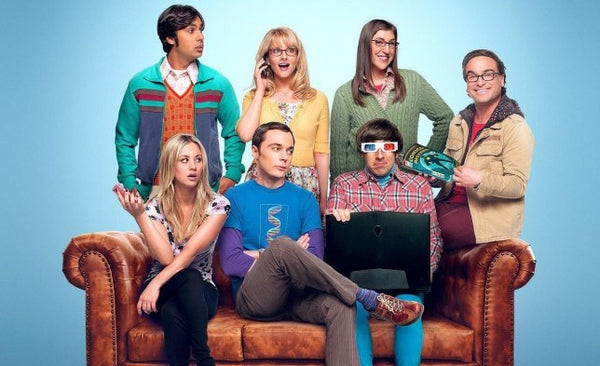 Quizzo Carry-Out Quiz: The Big Bang Theory