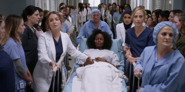 Carry-Out Quiz: Grey's Anatomy