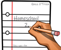 Quizzo Carry-Out Quiz: Homeschool 2