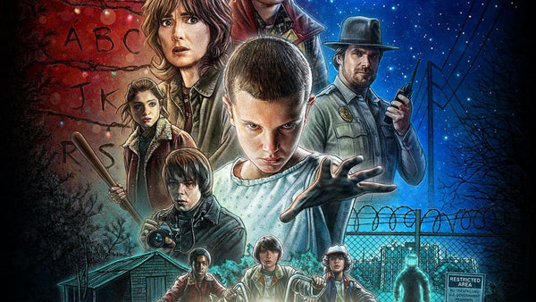 Carry-Out Quiz: Stranger Things