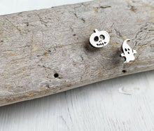 Load image into Gallery viewer, Stainless Steel Halloween Stud Earrings