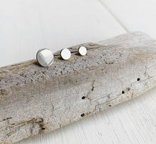 Load image into Gallery viewer, Stainless Steel Dot Stud Earrings