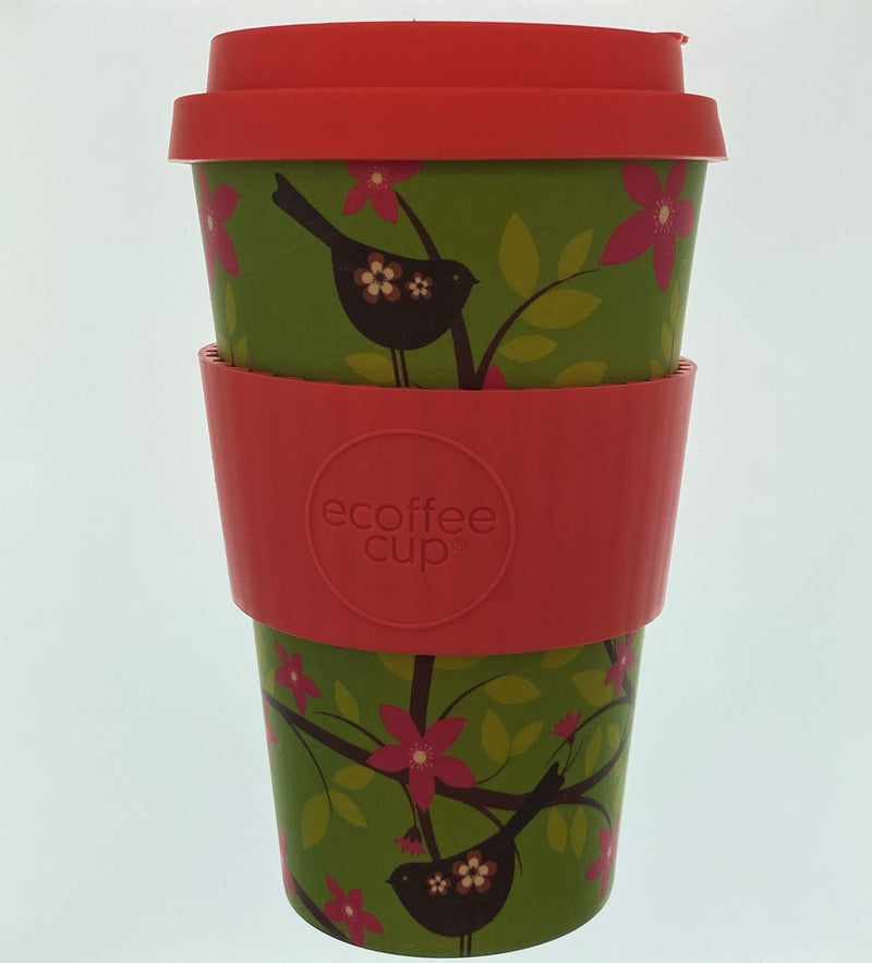 Ecoffee Coffe Cup - Wildberry - 400ml