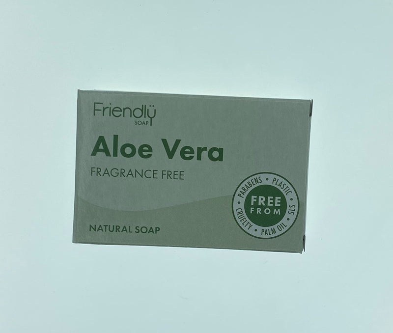 Friendly Soaps - Aloe Vera