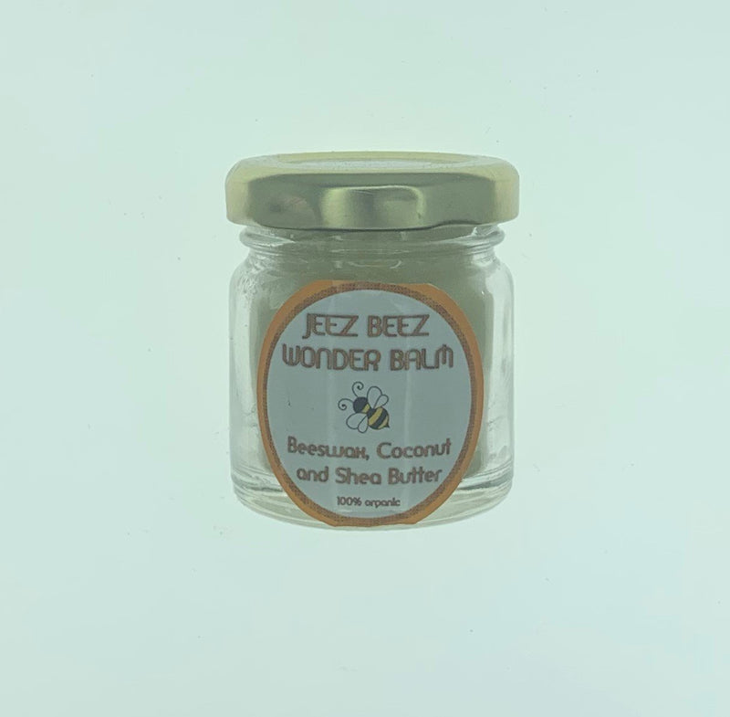 Jeez Beez - Peppermint - Small Jar