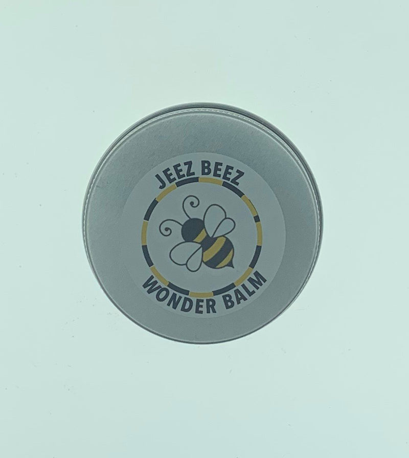 Jeez Beez - Lavender - Medium Tin