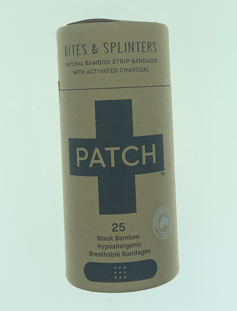 Patch Bamboo Plasters - Charcoal