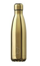 Chilly's Bottle 500ml - Gold